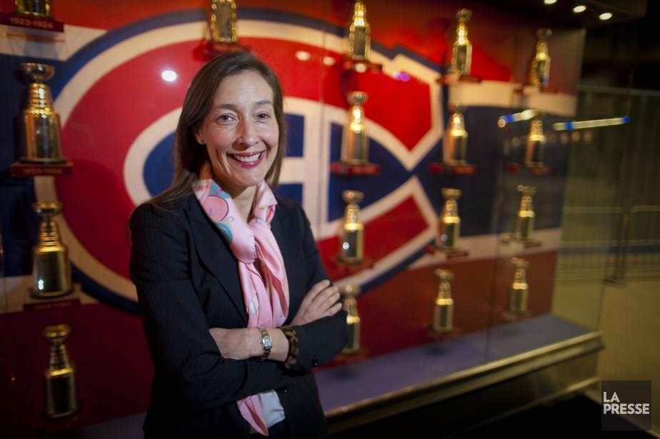 France Margaret Bélangerdirigera les activités marketing hockey, les... (Photo André Pichette, archives La Presse)