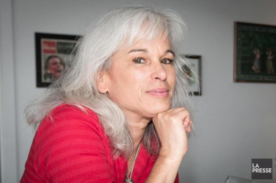 La journaliste et auteure Lucie Pagé a... (PHOTO OLIVIER PONTBRIAND, LA PRESSE)