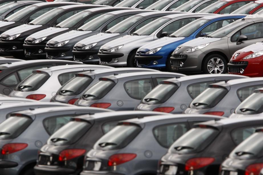Sur un an, les commandes de biens durables... (Photo Reuters)