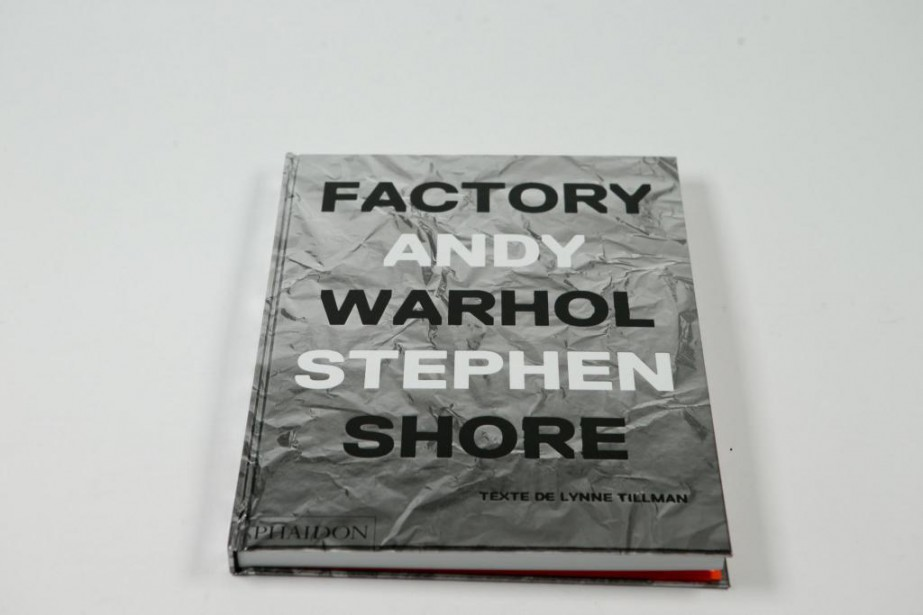 Factory : Andy Warhol, de Stephen Shore... (Photo DAVID BOILY, LA PRESSE)