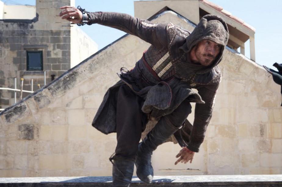 Michael Fassbender dans Assassin's Creed... (Photo fournie par20th Century Fox)