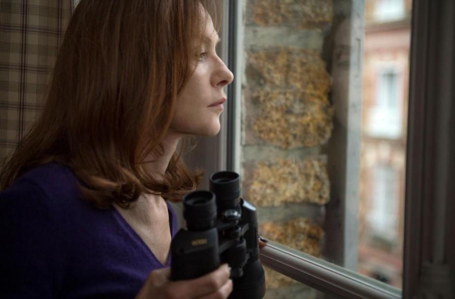 Isabelle Huppert dans Elle... (Photo fournie par Sony Pictures Classics)