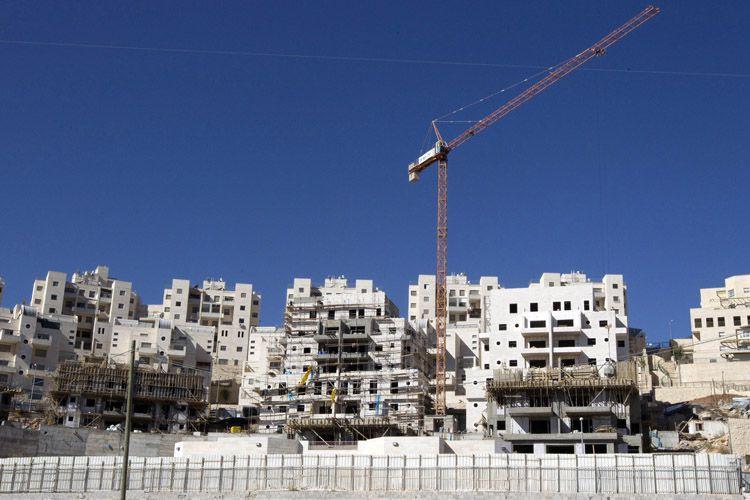 Les colonies israéliennessont des villages, des localités et... (PHOTO ARCHIVES AFP)