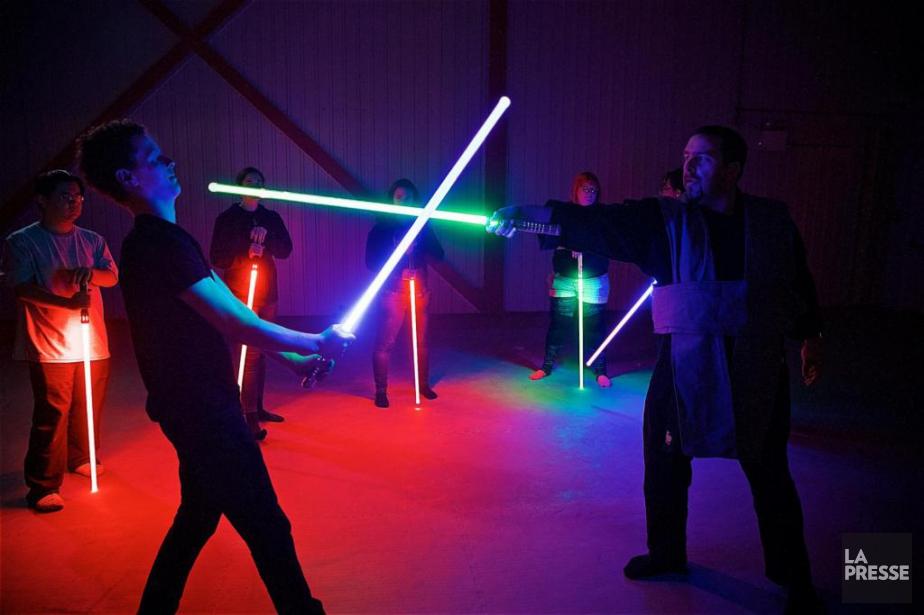 L'activité de base à The Force Academy est... (Photo André Pichette, La Presse)