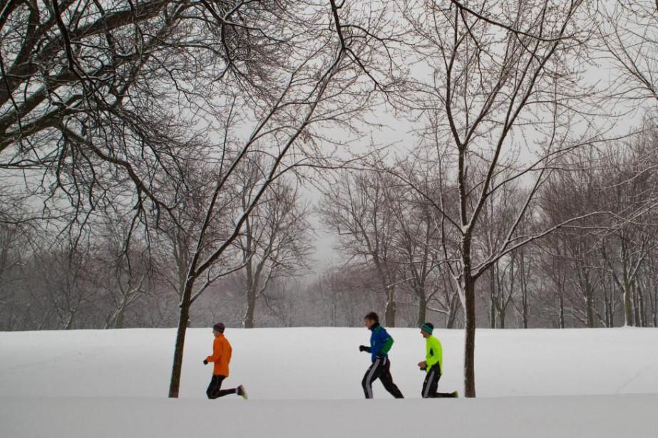 Les sportifs sont de plus en plus nombreux... (PHOTO HUGO-SÉBASTIEN AUBERT, Archives LA PRESSE)