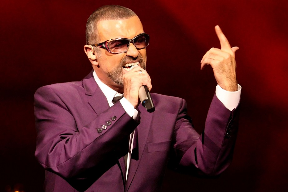 George Michael sur scène en 2012. (Photo Reuters)