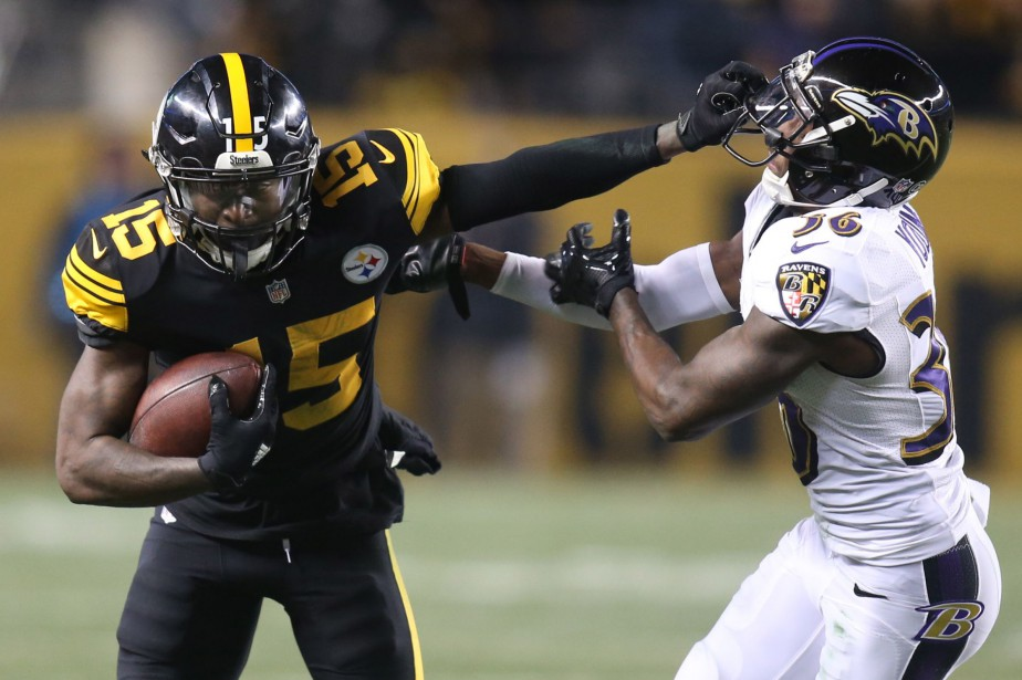 Les Steelers de Pittsburgh ont fait confiance au bras... (Photo USA Today Sports)
