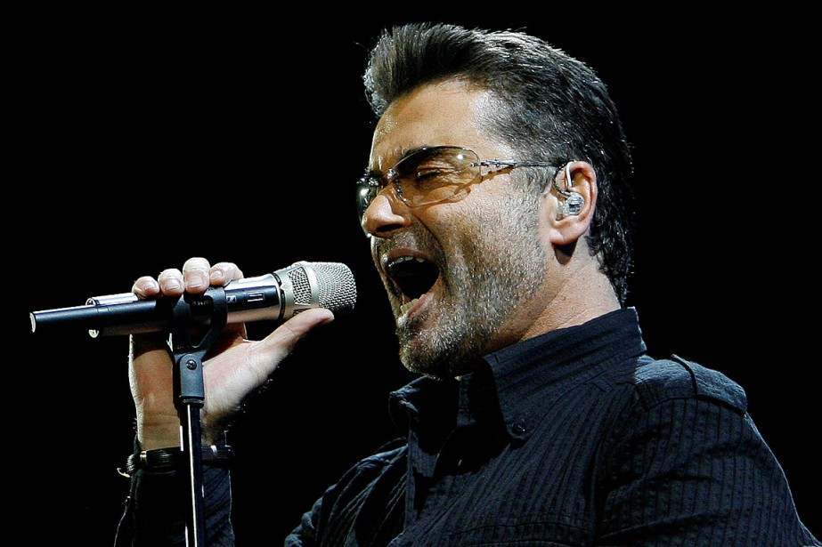 George Michael en concert à Inglewood, en Californie,... (Photo Mario Anzuoni, archives REUTERS)