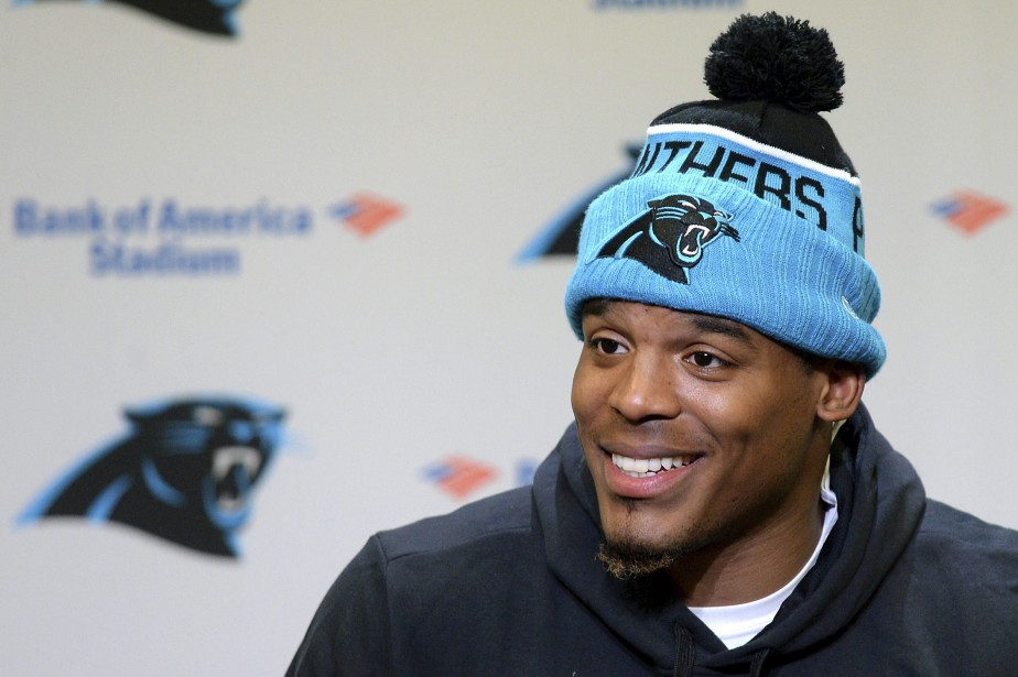 Cam Newton... (PHOTO Jeff Siner, ARCHIVES AP/The Charlotte Observer)