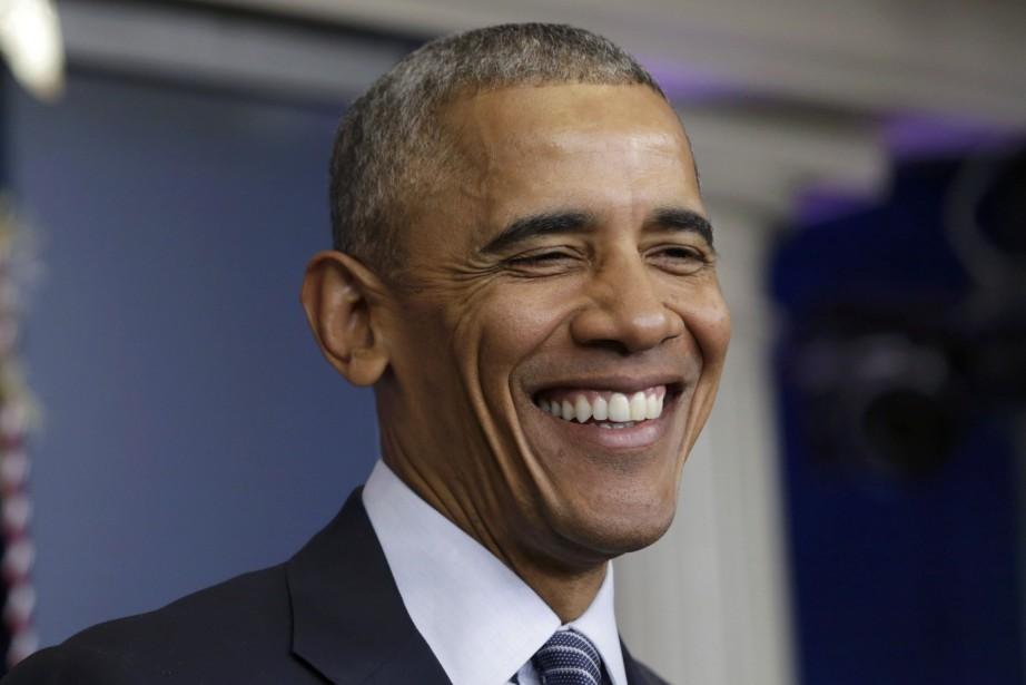 Le président américain, Barack Obama... (PHOTO Yuri Gripas, ARCHIVES REUTERS)