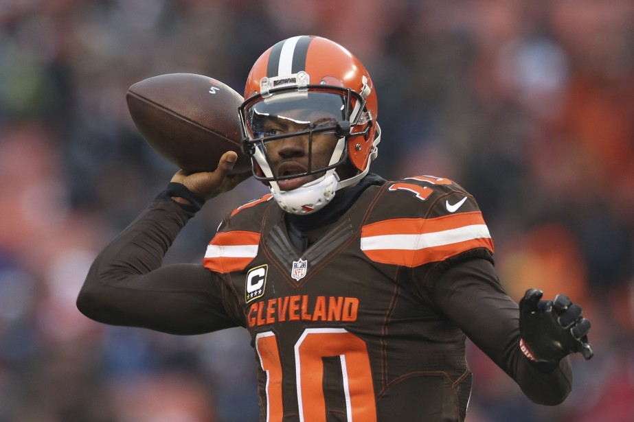 Robert Griffin III... (PHOTO Aaron Josefczyk, archives AP)