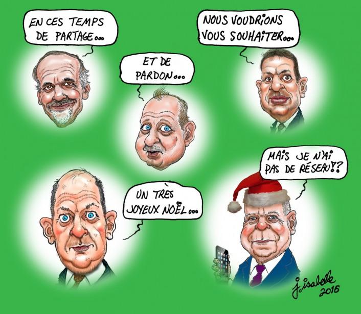 Caricature du 24 décembre | 29 décembre 2016