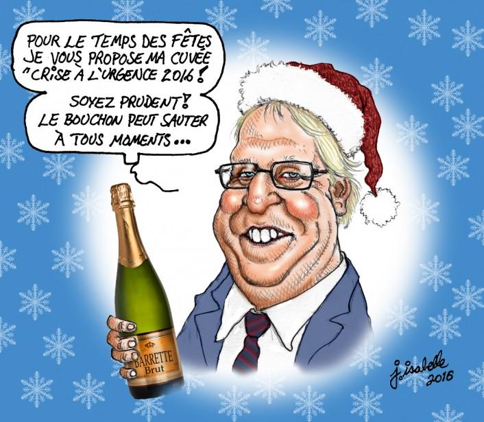 Caricature du 23 décembre | 29 décembre 2016