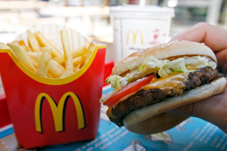L'année prochaine, McDonald's célébrera 50 ans de présence... (PHOTO Adam Berry, Bloomberg News)