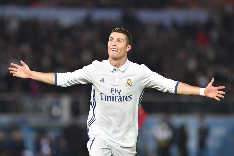 Cristiano Ronaldo... (PHOTO Kazuhiro NOGI, AFP)