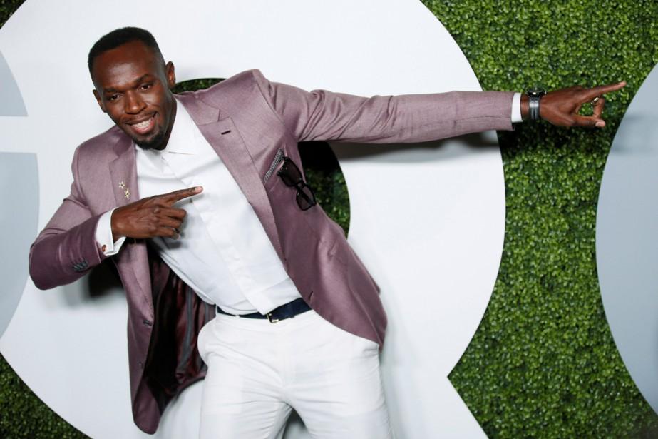 Usain Bolt... (PHOTO Danny Moloshok, REUTERS)