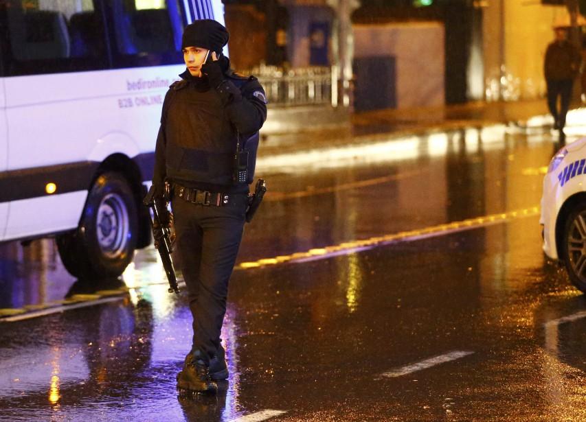 La Turquie a été secouée depuis plus d'un an par une série d'attentats meurtriers. (PHOTO REUTERS)