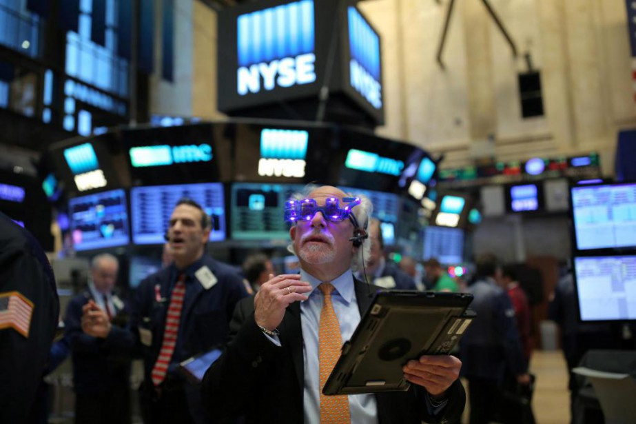 Wall Street a progressé mercredi, au... (Photo Stephen Yang, archives REUTERS)