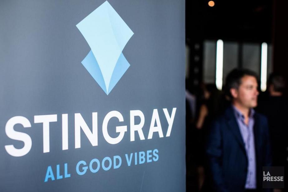Le modèle d'affaires de Stingray s'appuie sur une... (PHOTO EDOUARD PLANTE-FRÉCHETTE, ARCHIVES LA PRESSE)