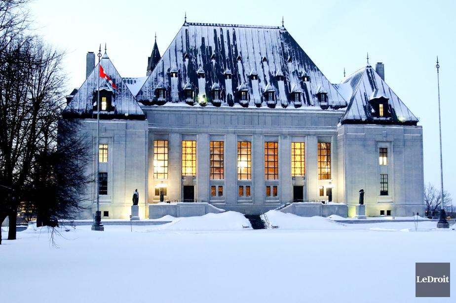 La Cour suprême du Canada... (Archives Le Droit)