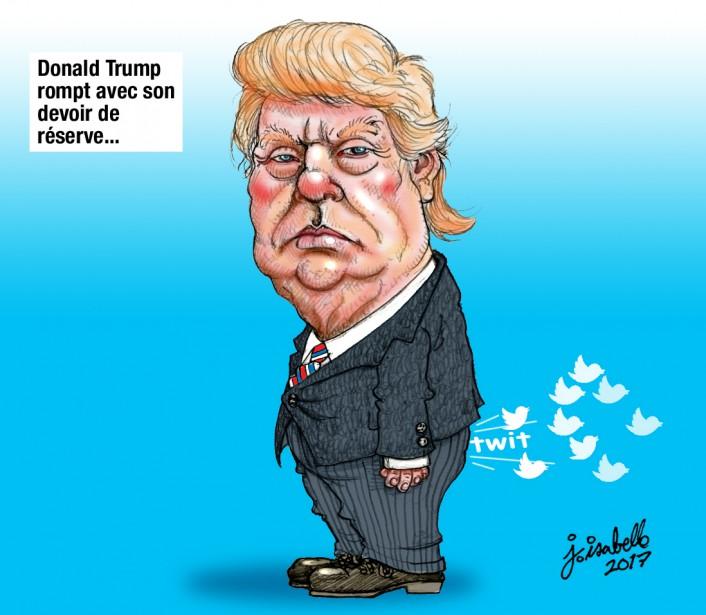 Caricature du 4 janvier | 4 janvier 2017