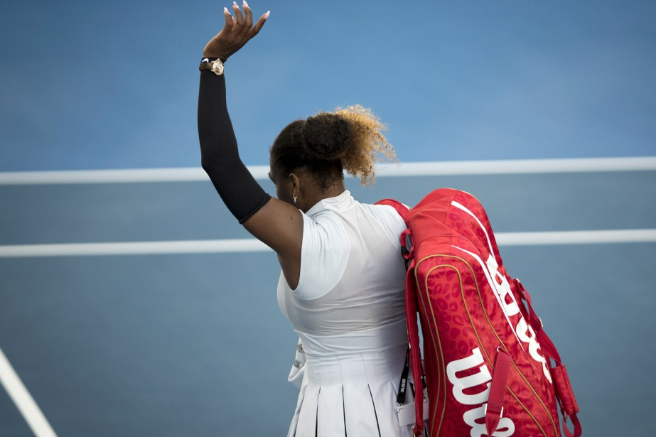 Serena Williams... (Photo Dean Purcell, New Zealand Herald via AP)