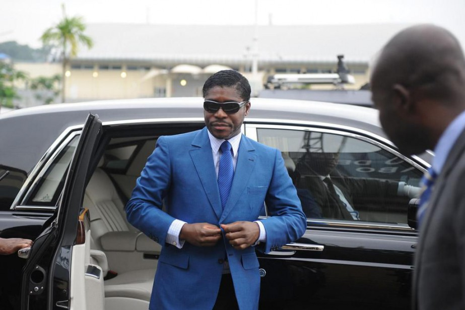Teodorin Nguema Obiang Mangue est jugé cette semaine... (photoJEROME LEROY,archives agence france-presse)