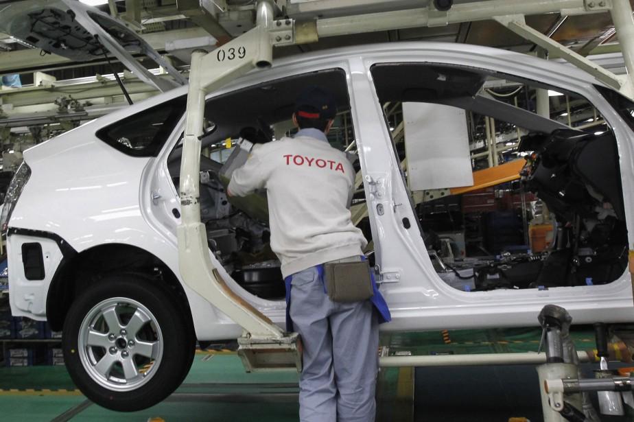 Donald Trumpaccuse Toyota de vouloir construire une usine... (Photo Kim Kyung-Hoon, archives REUTERS)