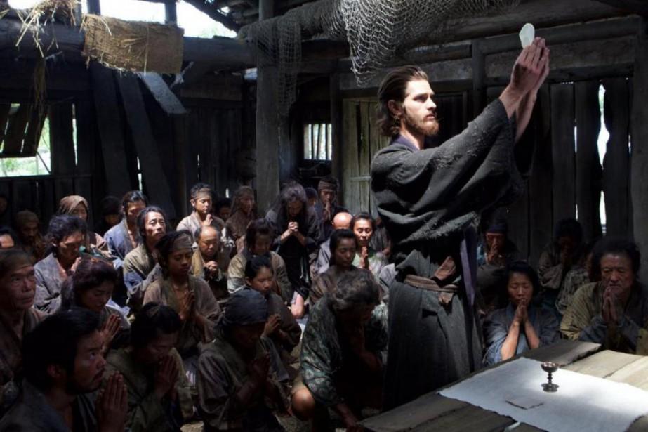 Dans Silence, Andrew Garfield incarne le pèreSebastiaoRodrigues, un... (Photo fournie par Paramount Pictures)
