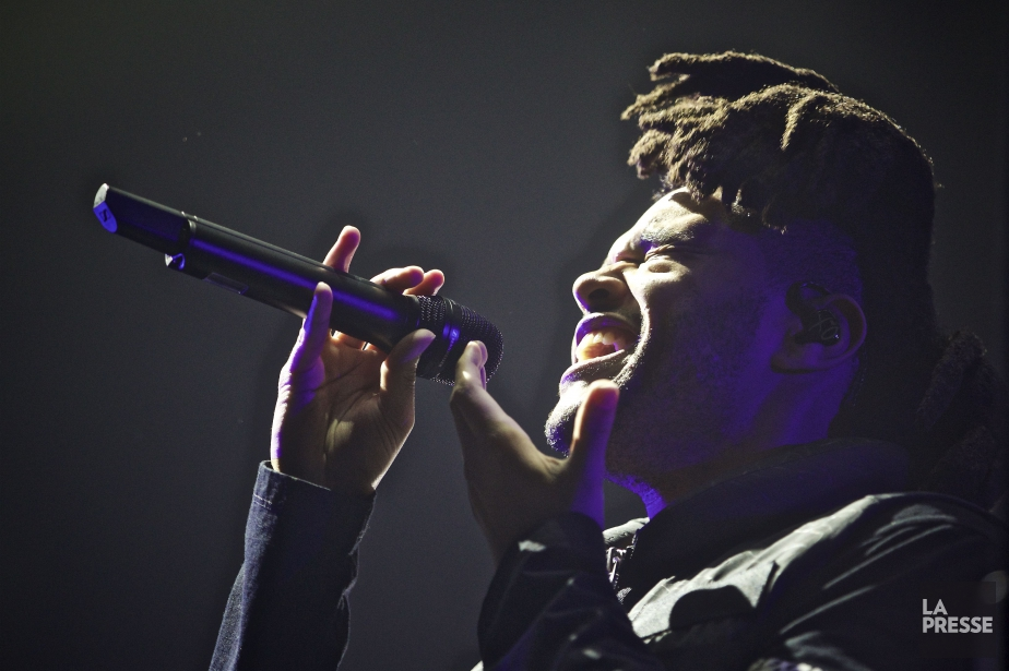 Le Torontois The Weeknd (Abel Tesfaye).... (Photo Archives, La Presse)