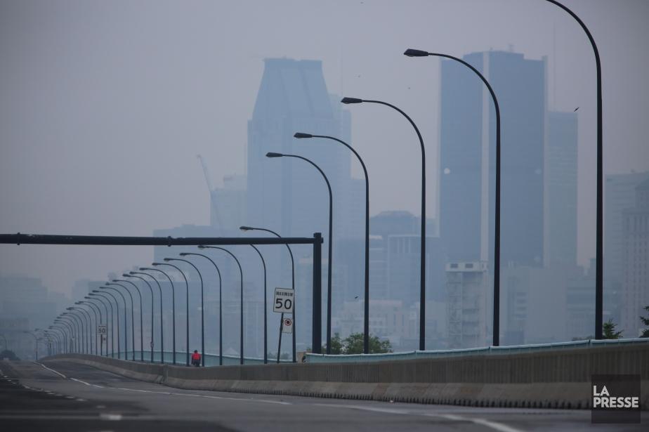 Alerte au smog pour plusieurs régions du Québec   La Presse
