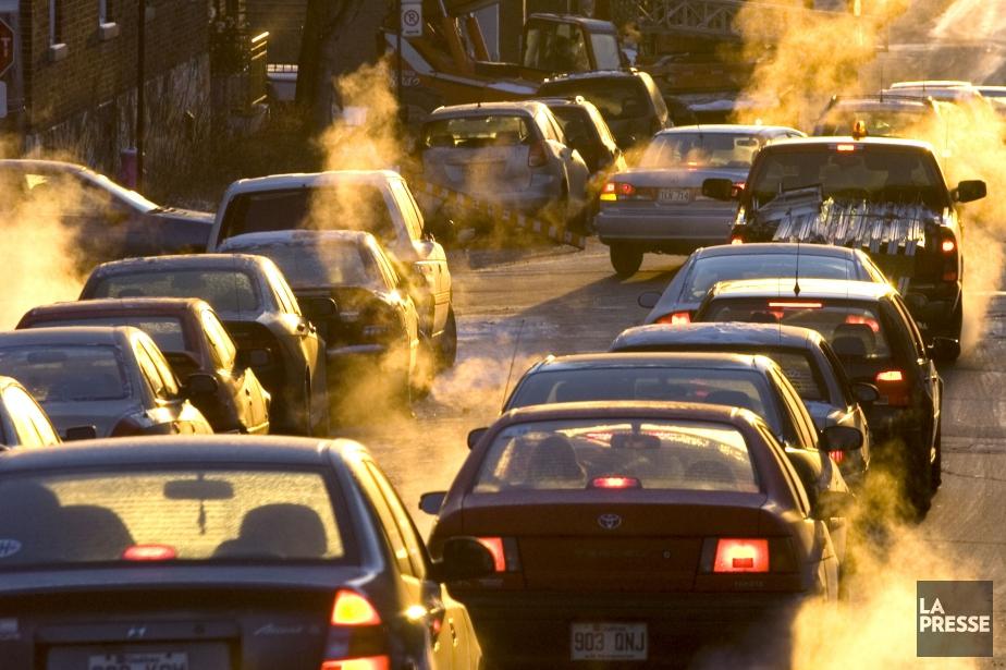 Environnement Canada incite la population à utiliser les... (Photo Alain Roberge, archives La Presse)