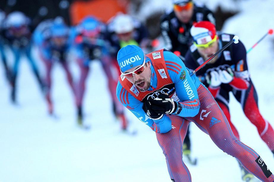 Sergey Ustiugov... (Photo Andrea Solero, AP)