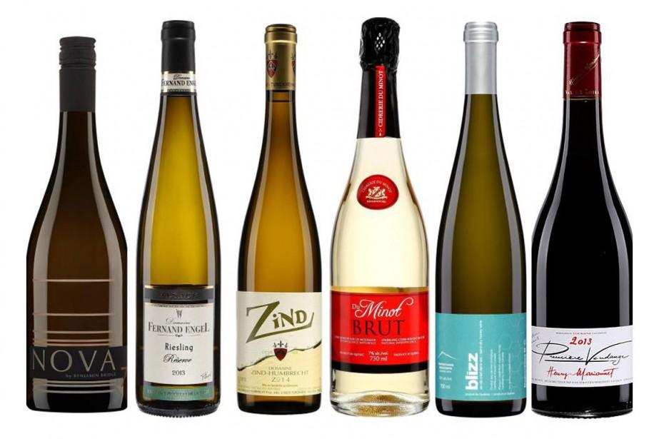 La dégustation des vins est très influencée par... (PHOTOS FOURNIES PAR LA SAQ)