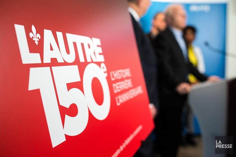 Le projet «L'Autre 150e» vise à donner une... (PHOTO EDOUARD PLANTE-FRECHETTE, ARCHIVES LA PRESSE)
