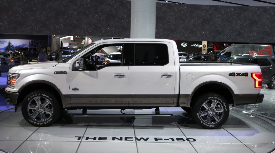 Le Ford F-150