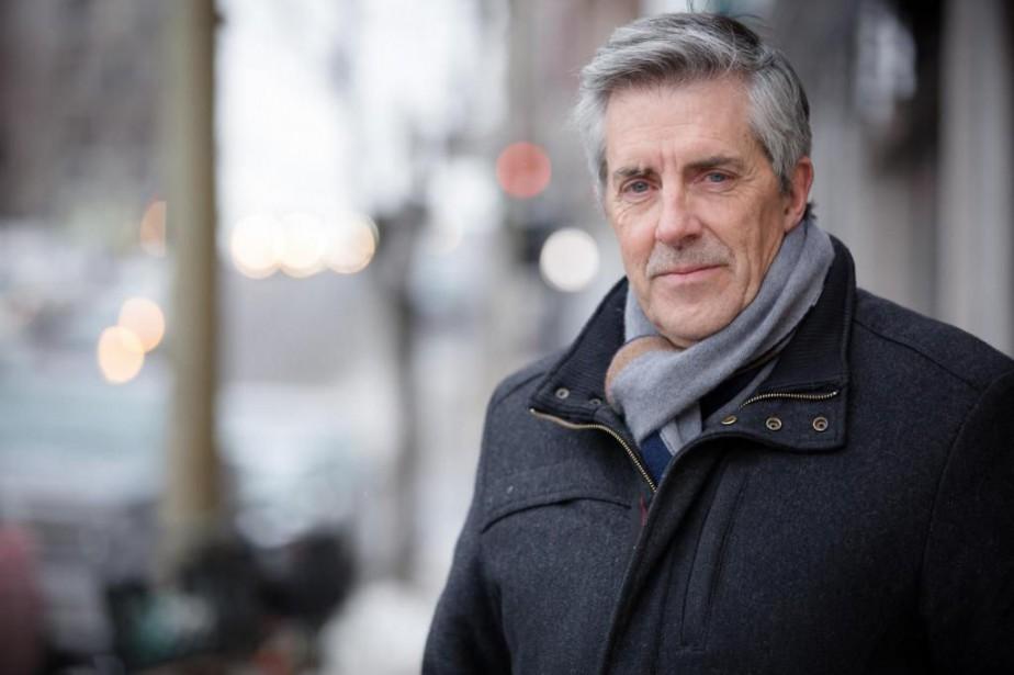 Matthew Pearce, président et chef de la direction... (Photo Ninon Pednault, La Presse)