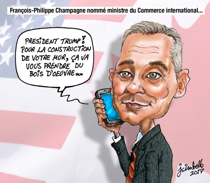 Caricature du 11 janvier | 11 janvier 2017