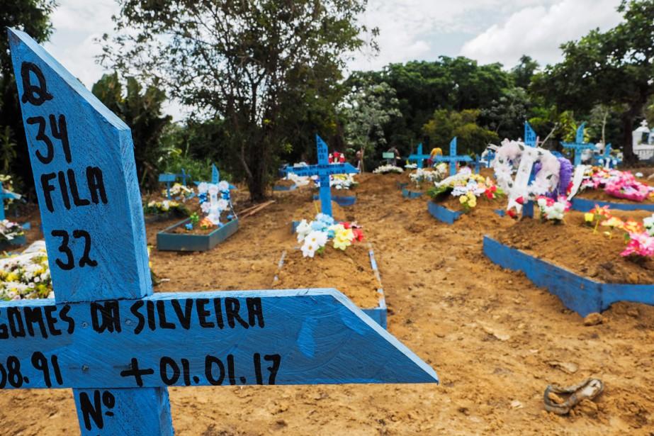 Plusieurs prisonniers brutalement massacrés dans la nuit du... (photo RAPHAEL ALVES, archives AFP)