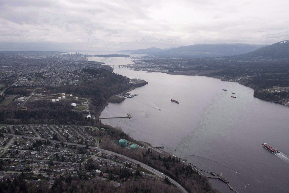 L'expansion de Trans Mountain vise à tripler la... (Photo Jonathan Hayward, archives La Presse canadienne)