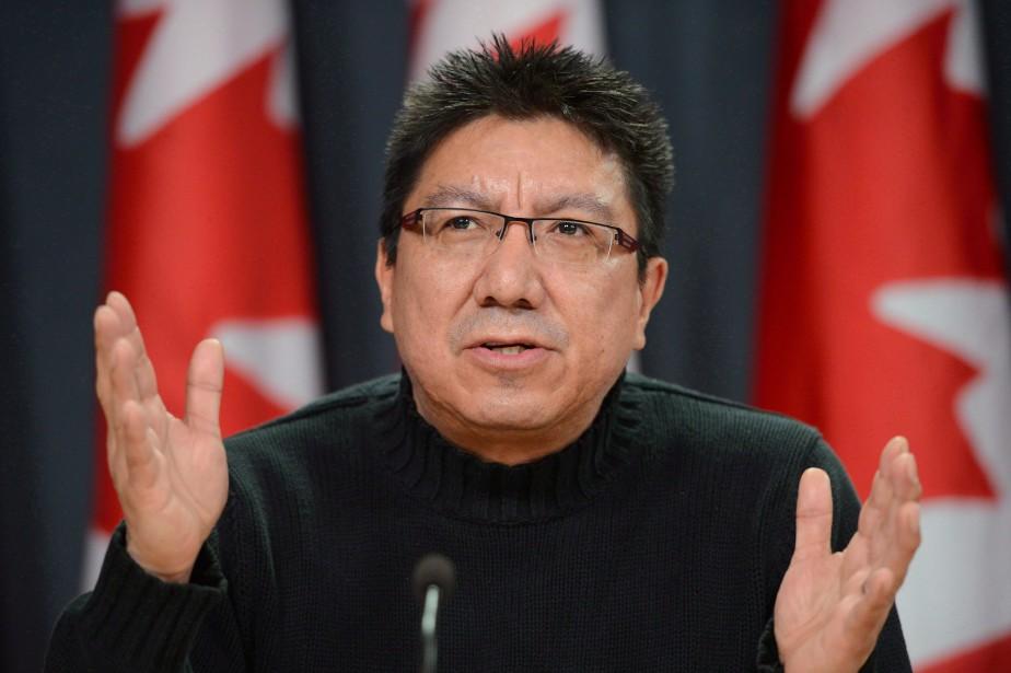 Le grand chef de la nation Nishnawbe-aski, Alvin... (PHOTO SEAN KILPATRICK, ARCHIVES LA PRESSE CANADIENNE)