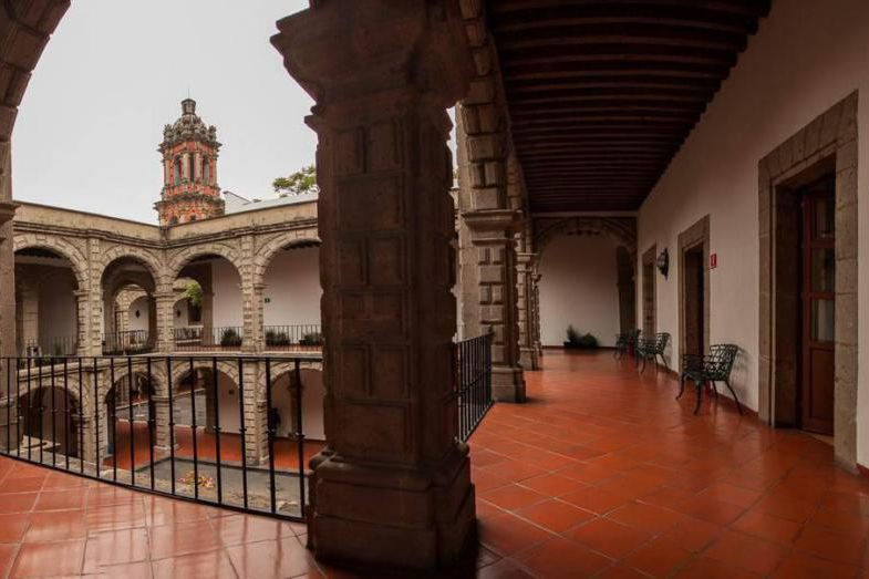 Le Museo de la Cancilleria accueillera, à Mexico,... (PHOTO FOURNIE PAR LEMUSEO DE LA CANCILLERIA DE MÉXICO)