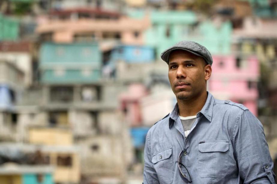 Will Prosper, réalisateur du documentaire Aller simple :... (PhotoFrançois Léger-Savard, fournie par l'équipe de production)