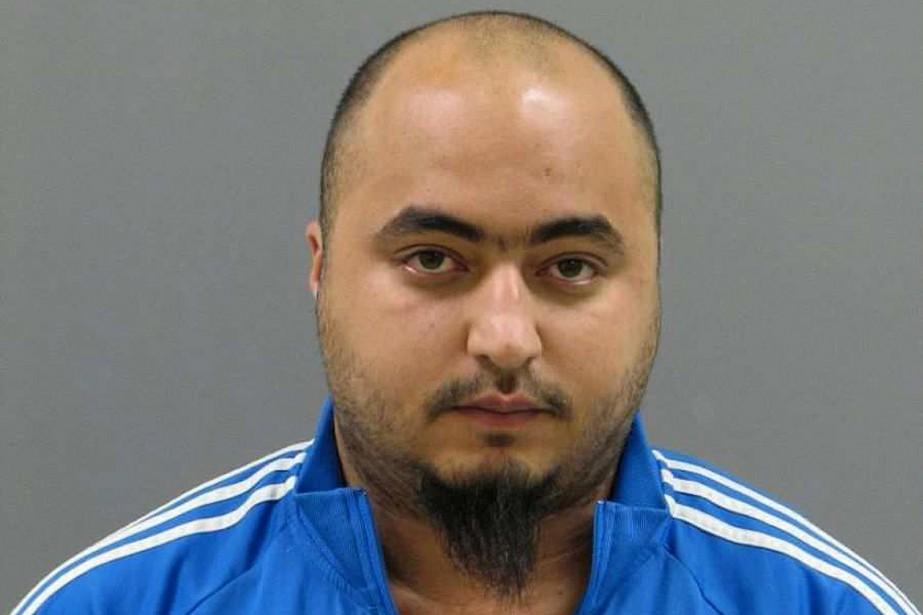 Ali Awada, considéré par la police comme un... (PHOTO FOURNIE PAR LA POLICE)