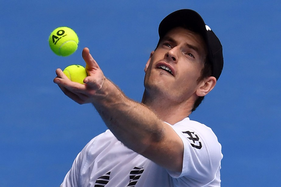 Andy Murray s'est incliné à cinq reprises en finale... (PHOTO WILLIAM WEST, AFP)