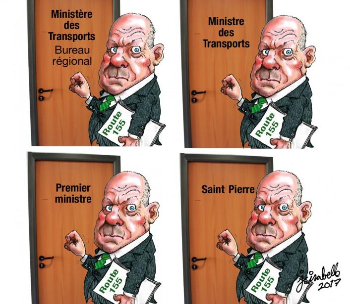 Caricature du 14 janvier | 16 janvier 2017