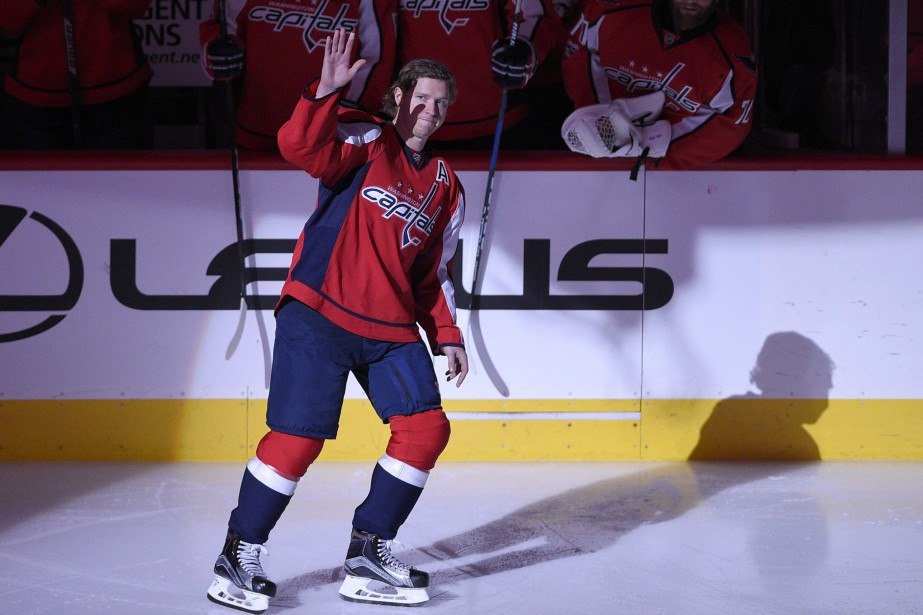 Nicklas Backstrom a récolté 10 points en quatre matchs... (Photo Nick Wass, AP)
