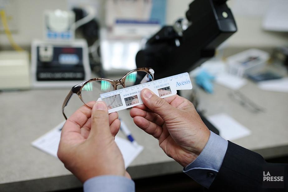 L'Association des optométristes du Québec (AOQ) dit nager... (PHOTO MARTIN CHAMBERLAND, ARCHIVES LA PRESSE)