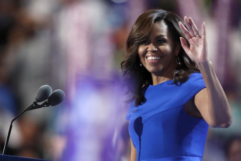Michelle Obama... (Archives AP)