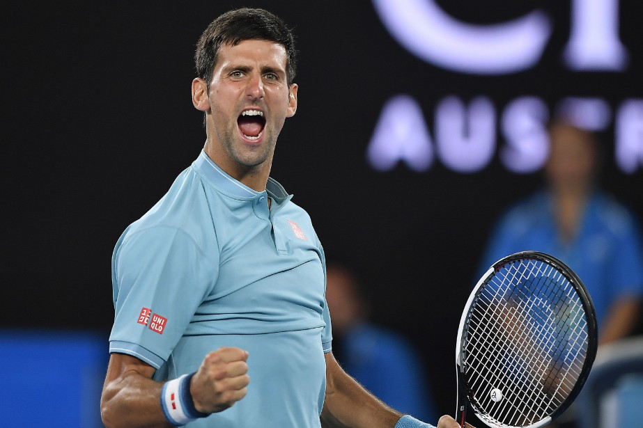 Novak Djokovic... (Photo Andy Brownbill, AP)